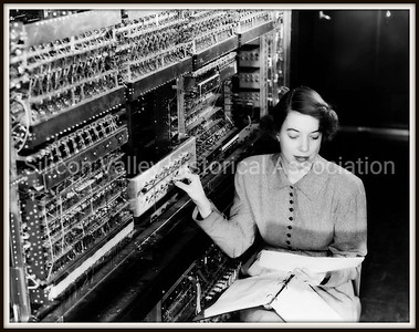 Argonne's first computer in 1953