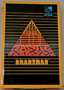 Chartman MOSAIC software from 1984 front of box