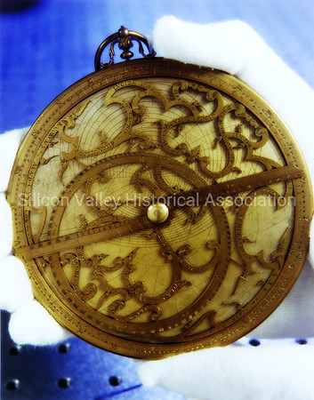 Astrolabe from 1597