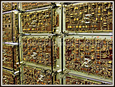 Analog motherboards