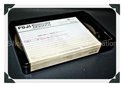 Fuji Videocassette Beridox KCA-10