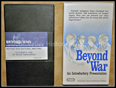 Beyond War videos from 1985