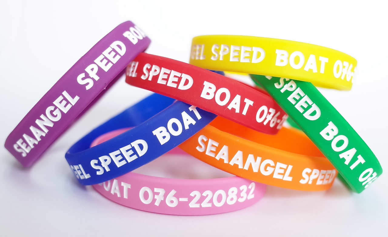 SEAANGEL SPEED BOAT 076-220832 ริสแบนด์