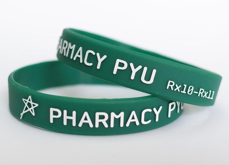 PHARMACY PYU Rx10-RX11 ริสแบนด์
