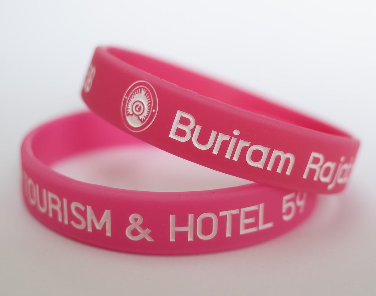 TOURISM&HOTEL 58 Buriram Rajabhat ริสแบนด์