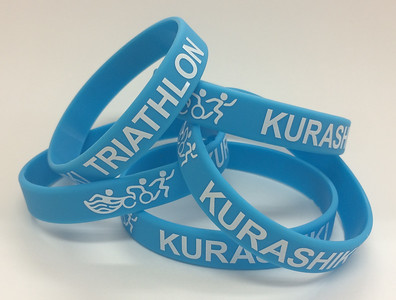 KURASHIKI TRIATHLON リストバンド