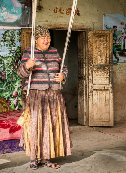 Old Town, Kashgar, China