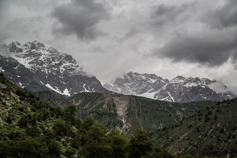 Arslanbob, Kyrgyzstan