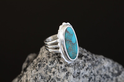 No.48 Turquoise Ring