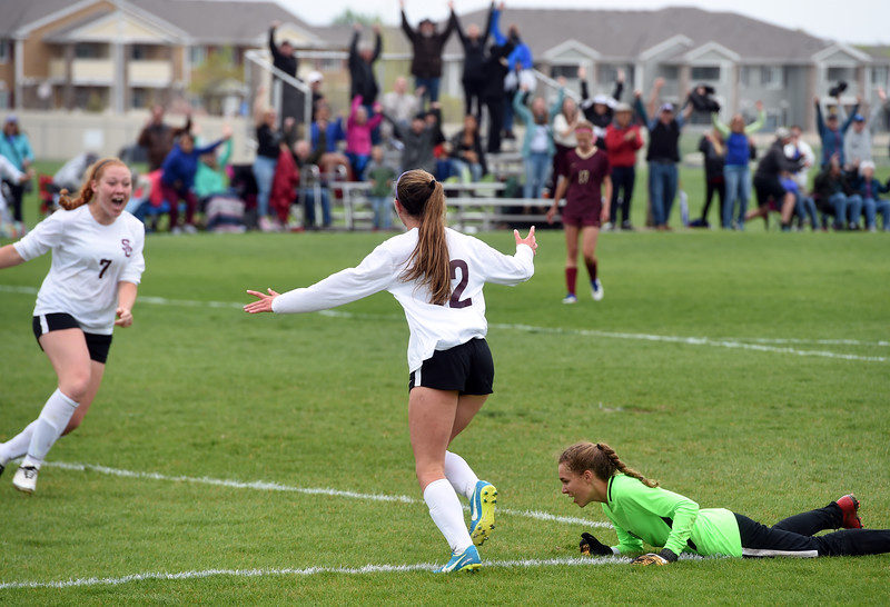 Ponderosa at Silver Creek Girls Soccer