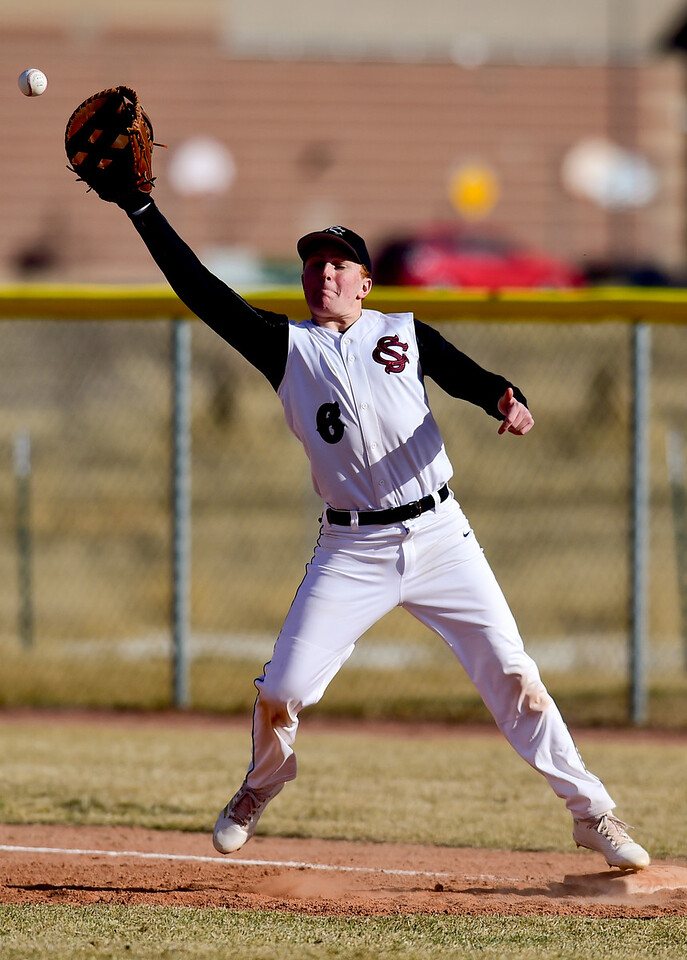 Silver Creek Broomfield Baseball