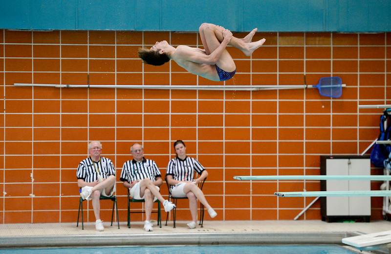 Longmont High School Silver Creek Swim