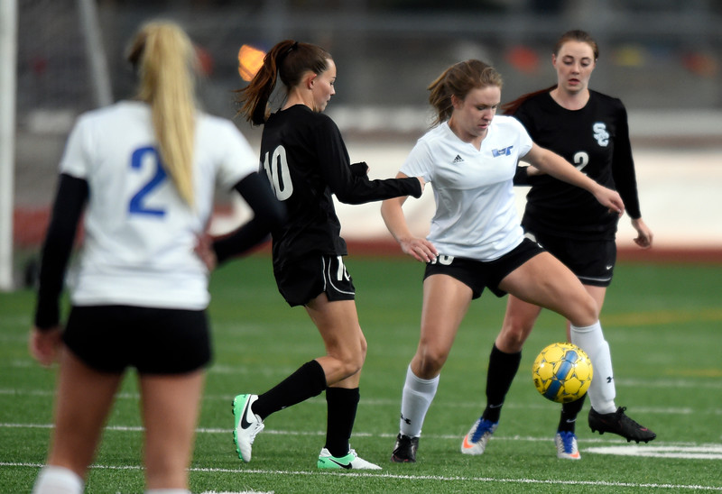 Silver Creek vs Longmont Girls Soccer