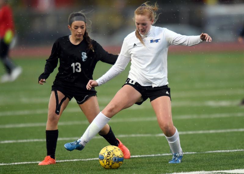 Silver Creek vs Longmont Girls Soccer