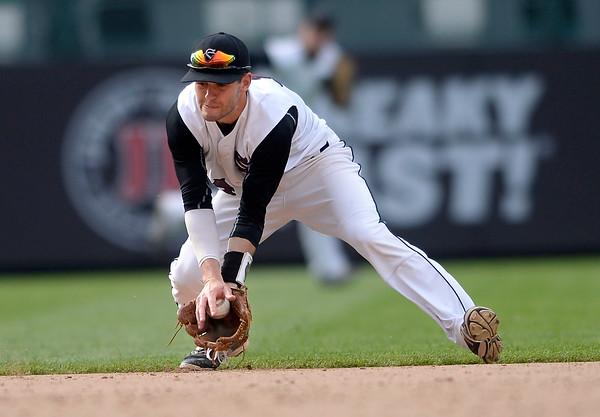 Silver Creek vs Rangeview Baseball