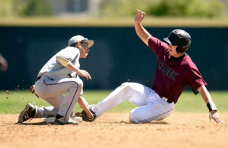 Silver Creek vs Thomas Jefferson Baseball