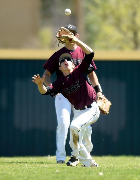 Silver Creek vs Thomas Jefferson Baseball
