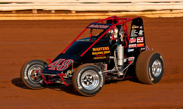 Silver Crown at Williams Grove