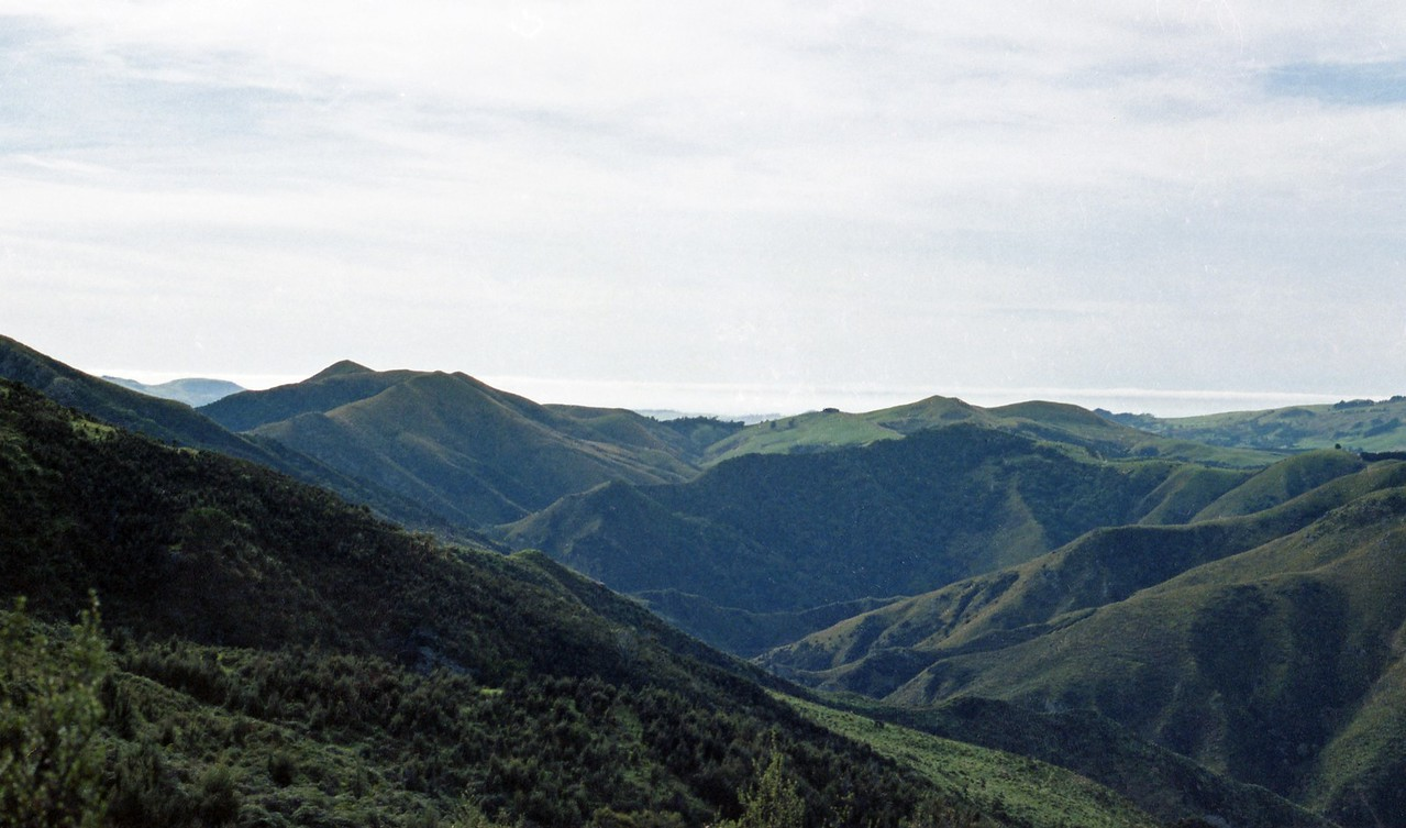 1986-04-20 (Gap Ridge - The Gap - ABC Cave - Yellow Ridge - Yellow Hut)