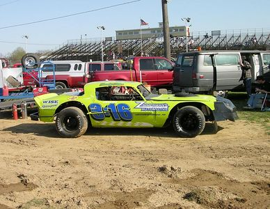 Silver Spring Speedway-PA 4-16-05