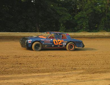 Silver Spring Speedway-PA 7-3-04