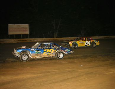 Silver Spring Speedway-PA 8-3-04