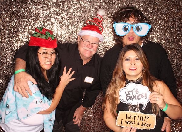 Silverado Contractors Holiday Party 2017