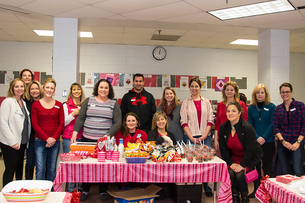 February 12, 2016 - 6th Grade Valentine's Day Party