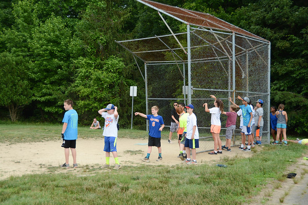 June 21, 2016 - Silverbrook Kickball Tournament, Picnic, and Dance Seakawk Style