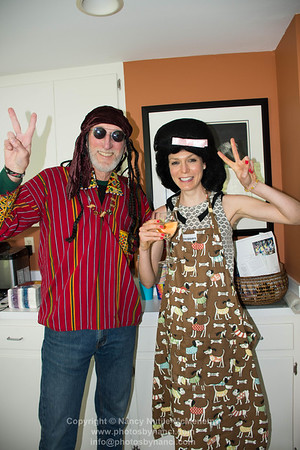 60s Themed CBHM Party 2016