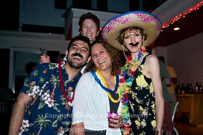 Mike's Post Birthday, Post Cinco de Mayo Party