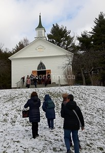 Irene Cook - Church where we sang carols