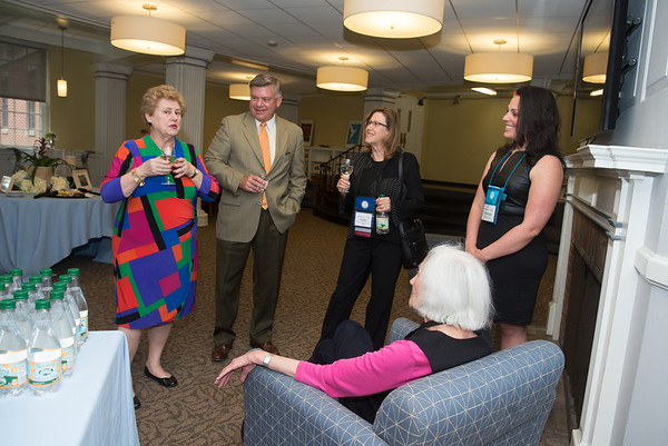 2014 Reunion - Reception with President Drinan