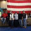 Members of Living Green from American Airlines and American Eagle ... participating in Stand Down for Homeless Veterans