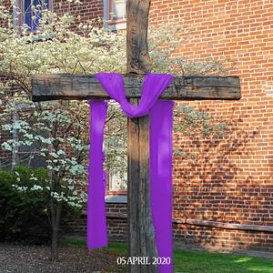 04-05-2020 Palm Sunday Service