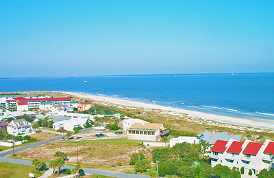 Tybee from the Lighthouse