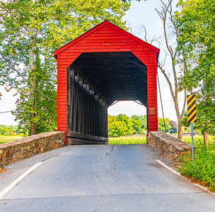 Roddy Road Covered Bridge