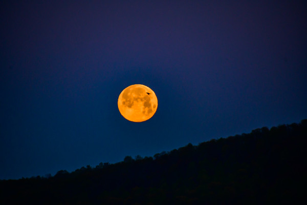 May 2020 supermoon 2