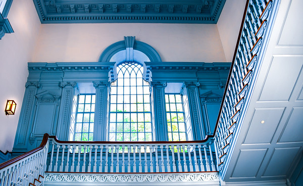 Great Window in Independence Hall
