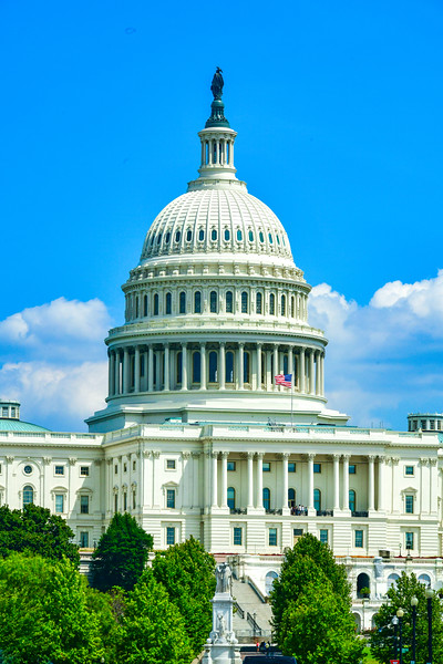 Capitol partial view