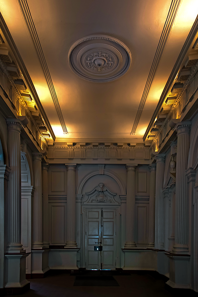 Independence Hall Entryway