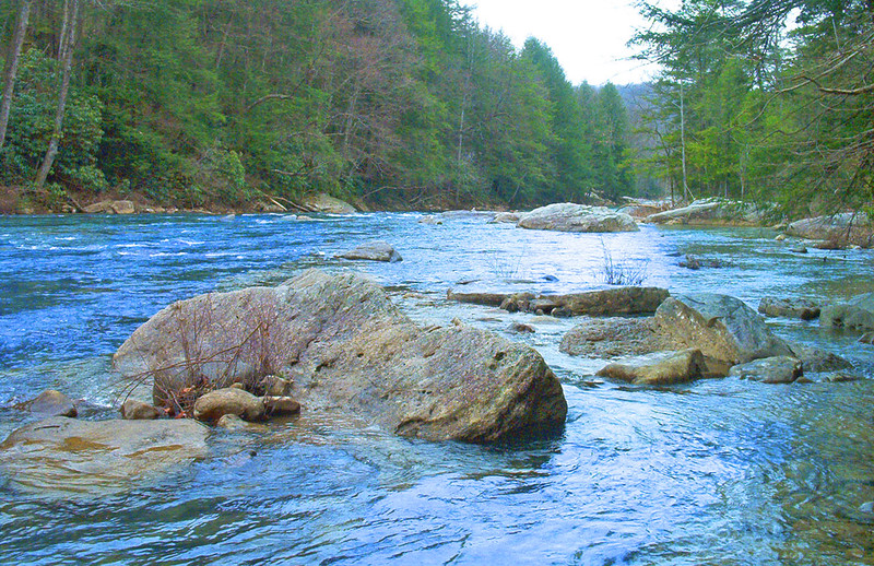 A West Virginia River