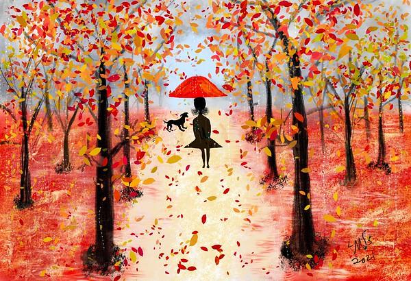 An Autumn Stroll (2021)