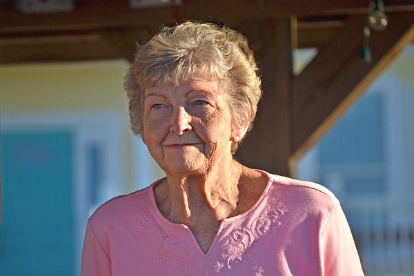 Portrait of a Southern Coastal Woman