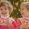 Twins at Christmas
