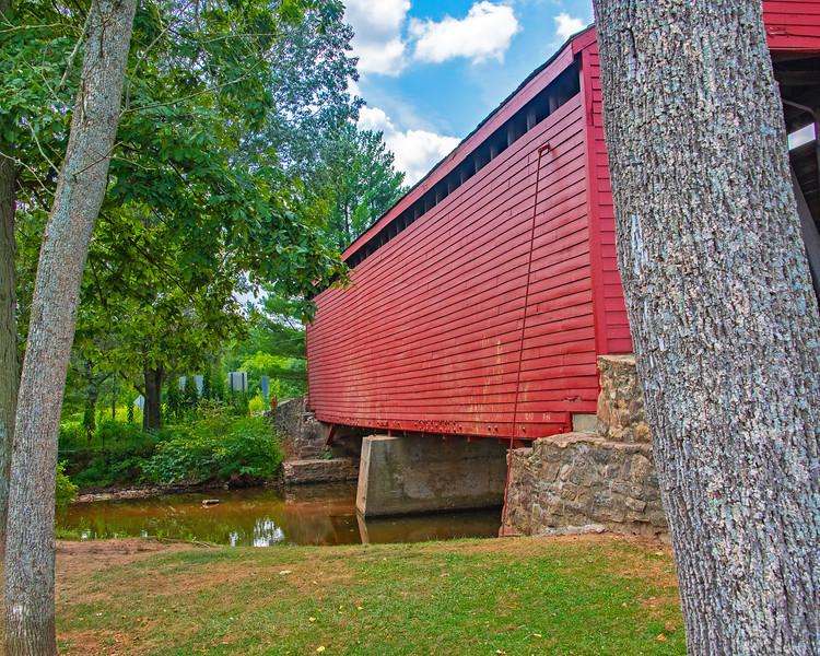Loy'sStation Covered Bridge