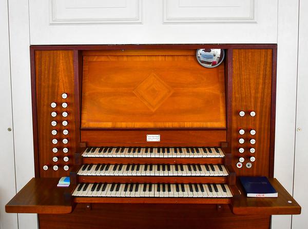 Lutheran Organ