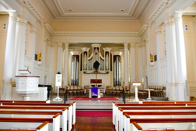 Lutheran Seminary Chapel Sanctuary