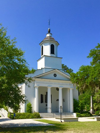 Presbyterian Church, 1830, Edisto Island