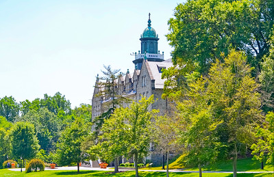 Mount St. Mary's Seminary